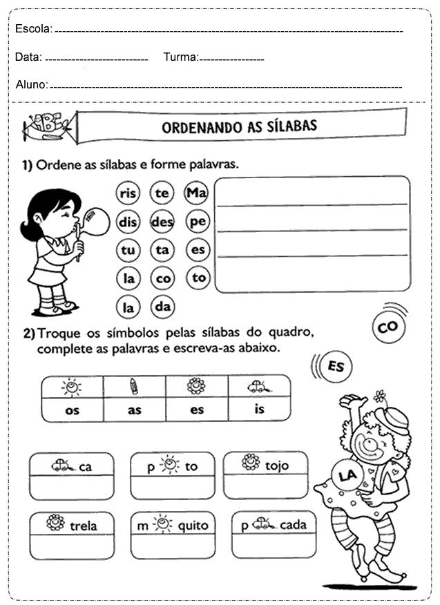 Atividades-de-Portugues-2-ano-Ensino-Fundamental-1