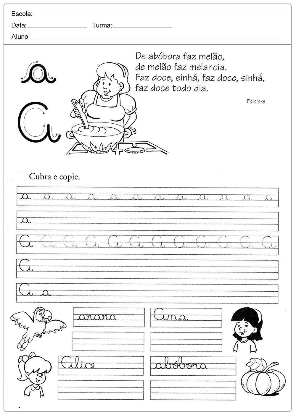 atividade-de-caligrafia-letra-A