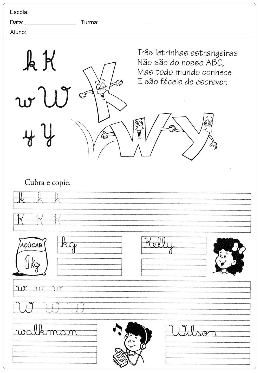 atividade-de-caligrafia-letra-K