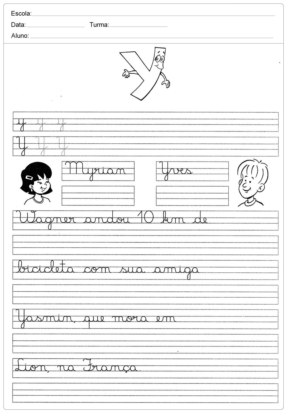 atividade-de-caligrafia-letra-Y
