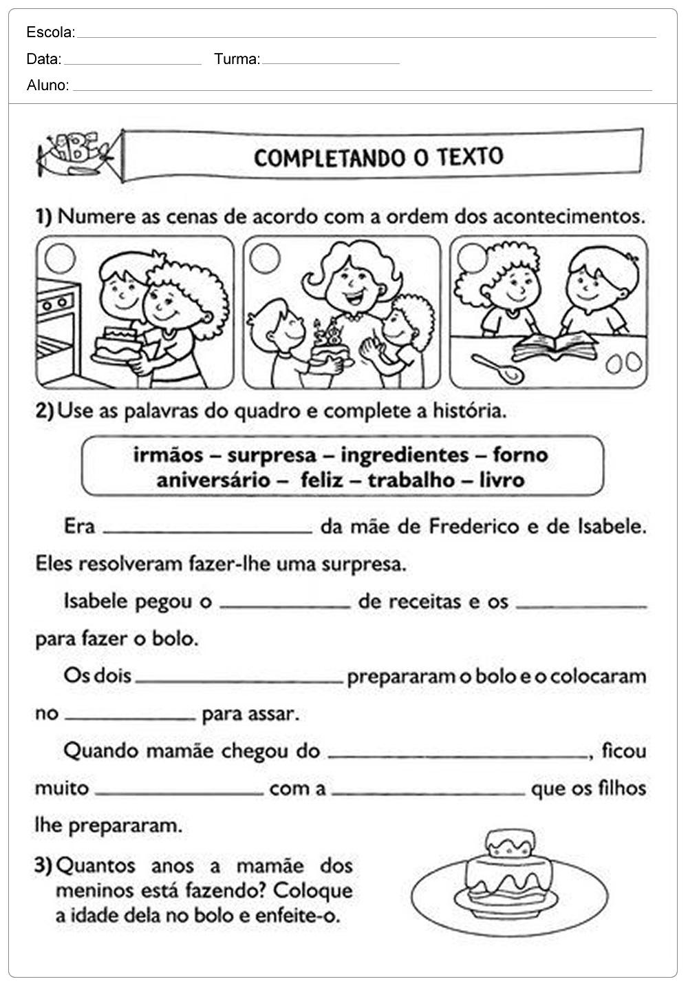 atividades-de-portugues-2-ano-completando-ao-texto