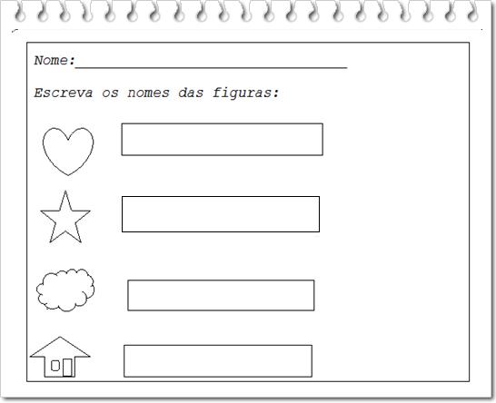 atividades-de-portugues-2-ano-escreva-os-nomes-das-figuras