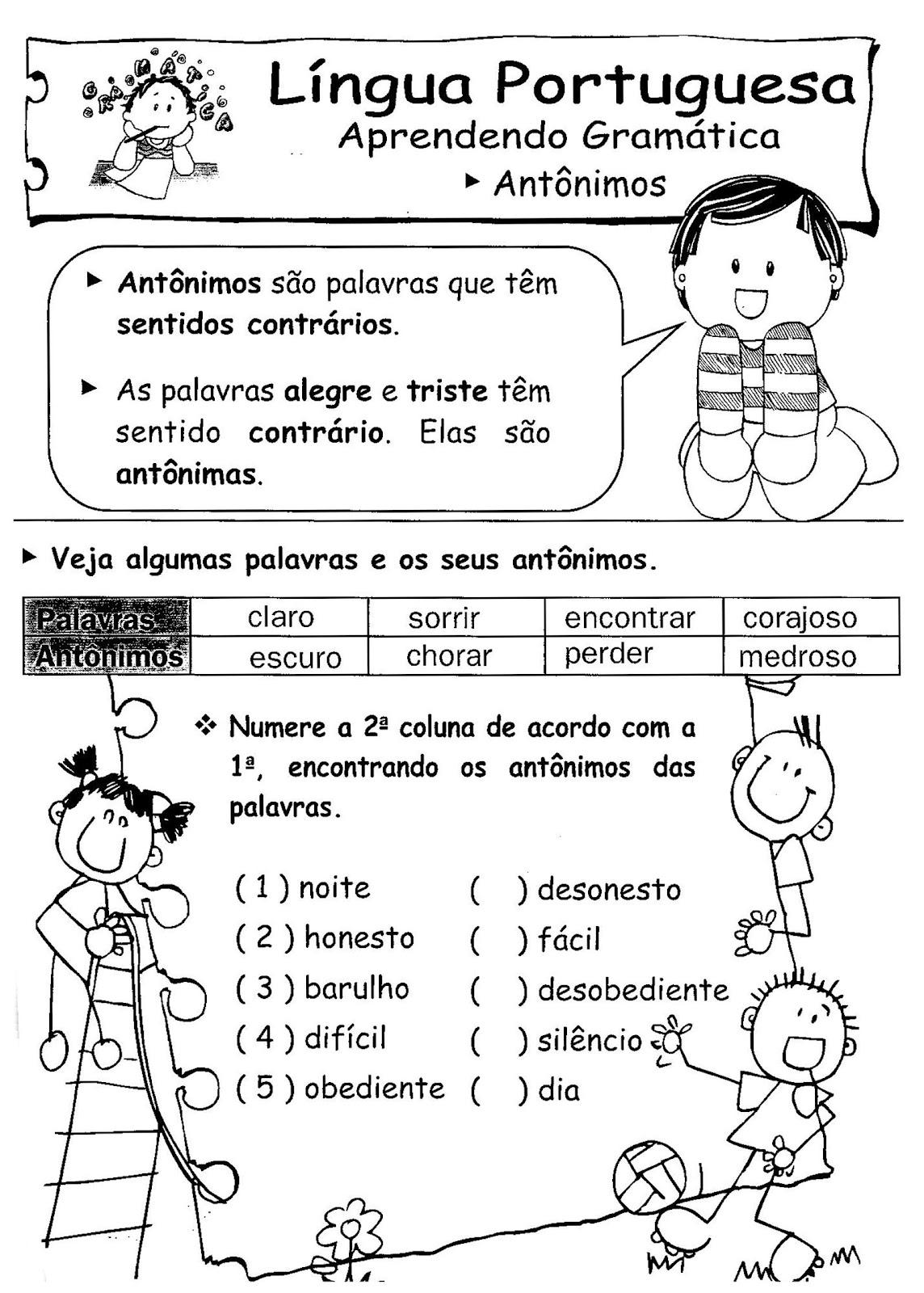 atividades-de-portugues-3-ano-antonimos