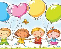 Dia das Crianças - Origem, significado e atividades - 12 de Outubro.