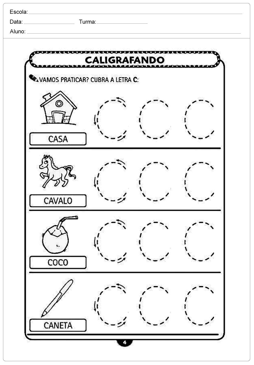 imprimir-atividade-de-caligrafia-letra-C