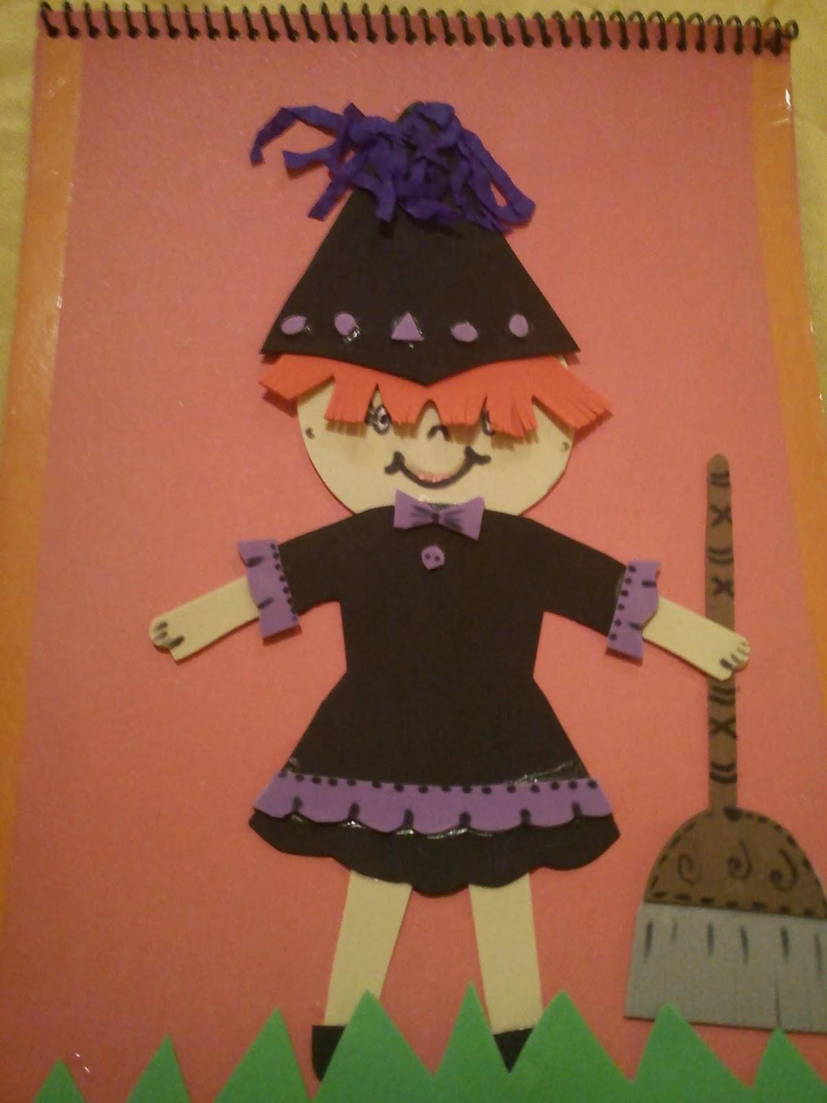 Plano de aula Dia das Bruxas de Educação Infantil e Ensino Fundamental.