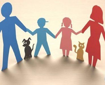 Atividades sobre Família para imprimir - Educação Infantil.