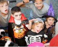 Brincadeiras Dia das Bruxas - Halloween - Dicas e Sugestões divertidas.