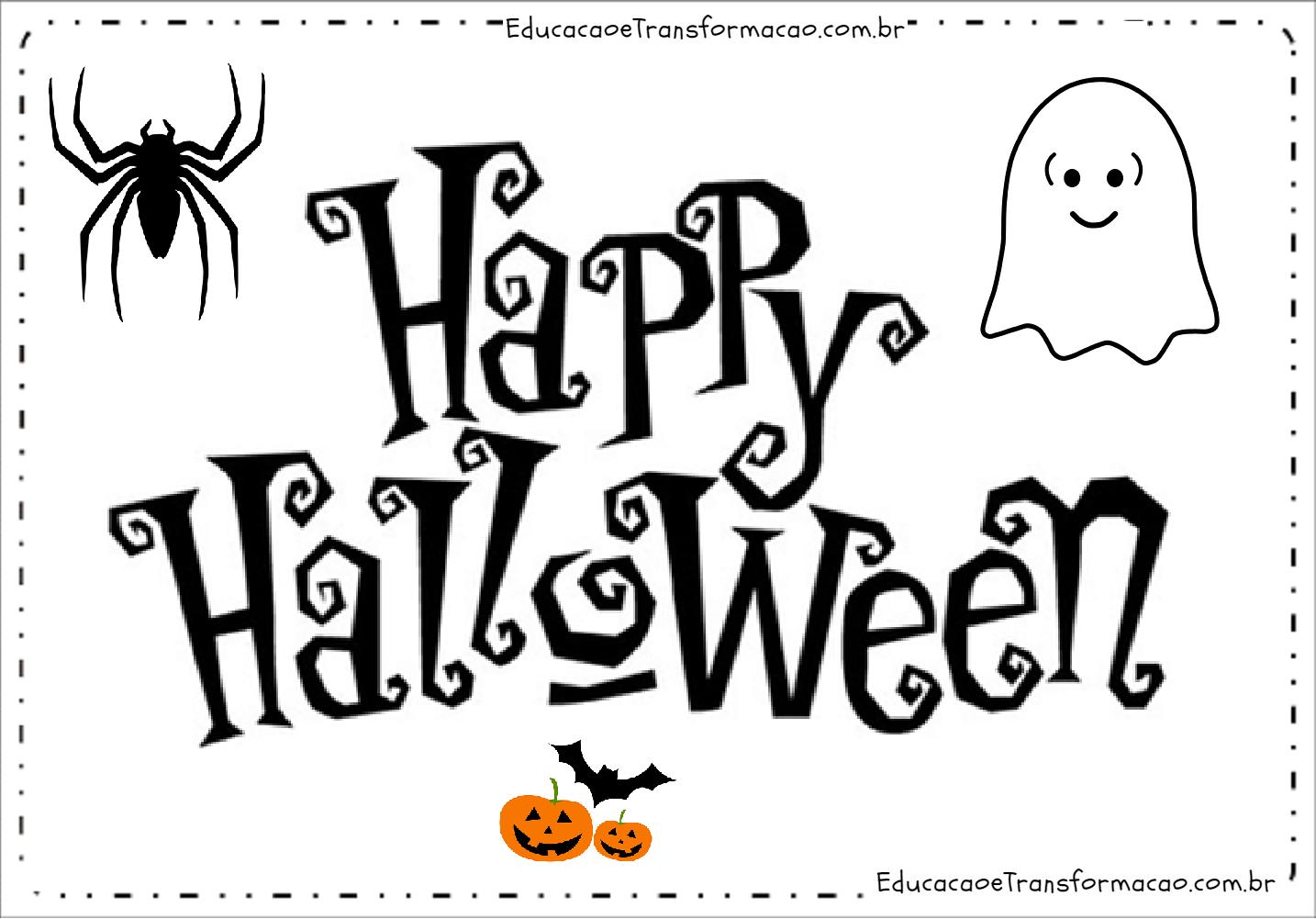 Mensagens Dia Das Bruxas Halloween Frases Curtas E Cartões