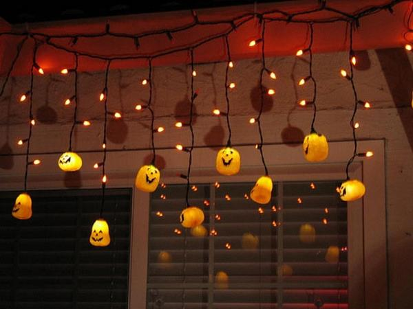 Decoração para Dia das Bruxas para Festas.