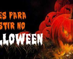 Filmes para assistir no Dia das Bruxas - Halloween - Resumos e Trailers.