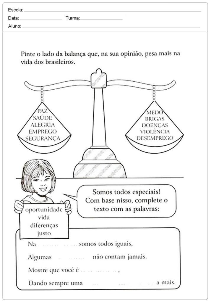 Conhecido Atividades de Ensino Religioso para imprimir e baixar em PDF. ZV88