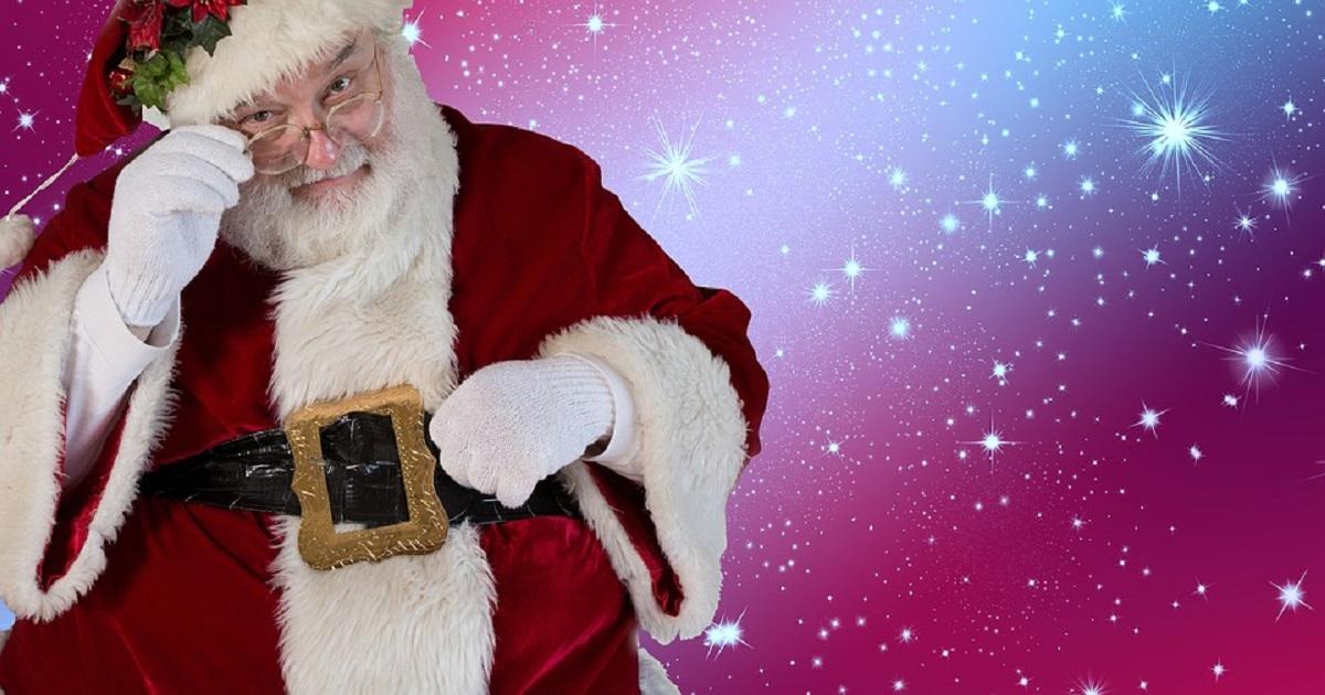 A História Do Papai Noel Texto Sobre Natal Para Copiar E