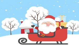 Desenhos de Natal para Colorir e Imprimir - Desenhos Natalinos em PDF