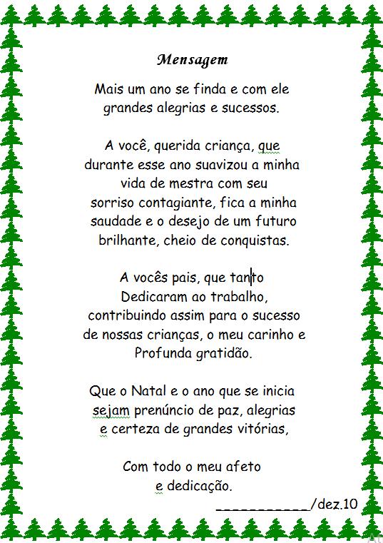 Excepcional Mensagens de Natal e Boas Festas para presentes e redes sociais DI49