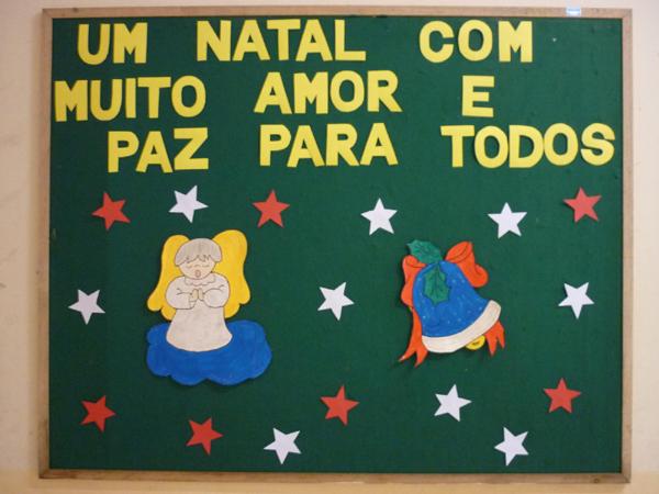 Painéis de Natal - Painel Natalino para escola- Cartazes em EVA ou Feltro