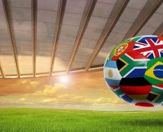 Projeto Copa do Mundo para Maternal