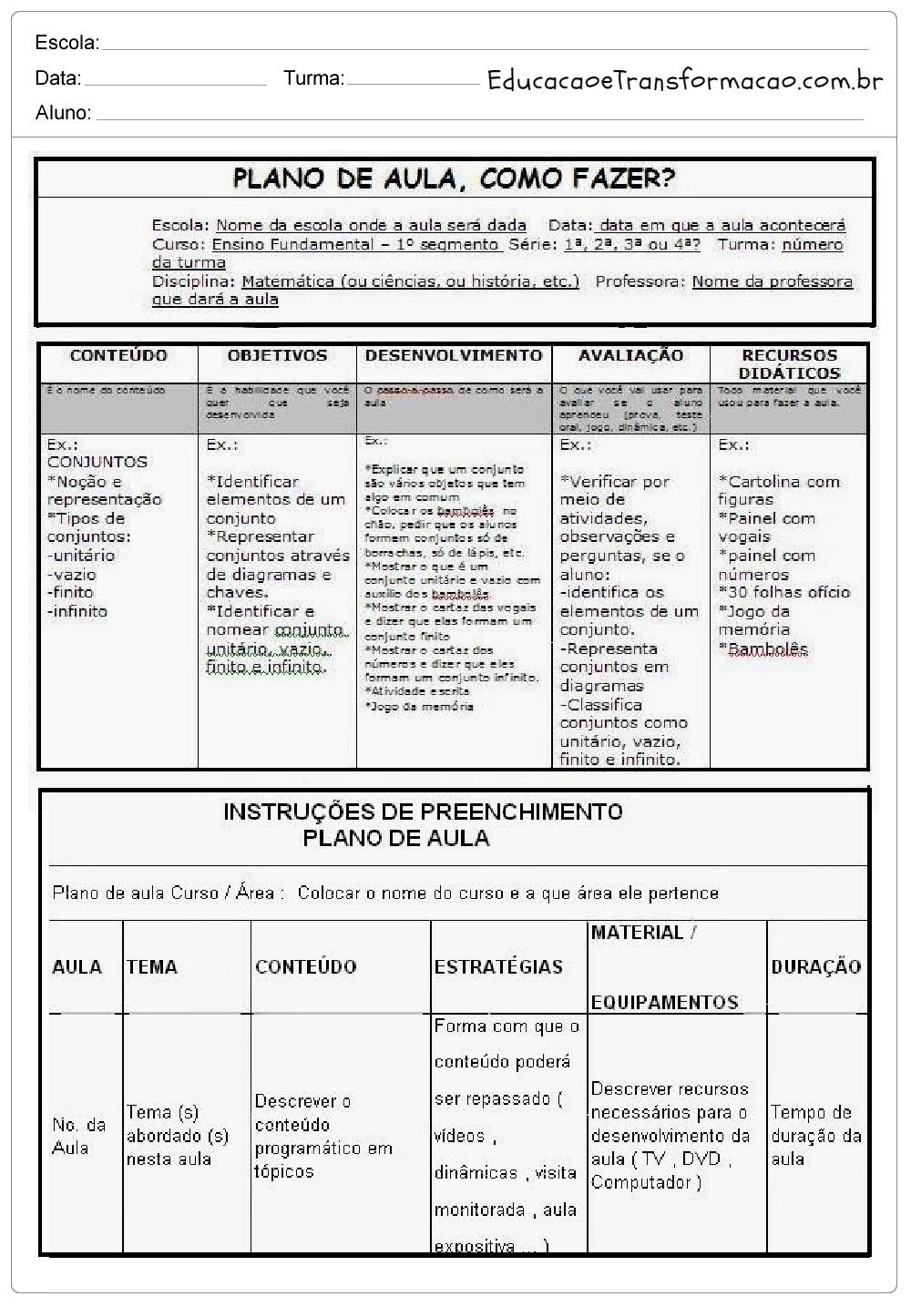 Extremamente Planejamento Anual para Berçário 1 e 2 - Planos de aula anual ZE62