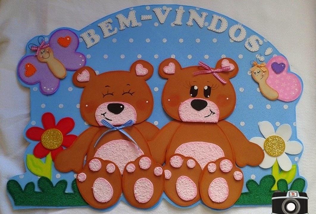 Cartazes de boas vindas para volta às aulas da escola