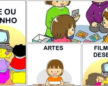 Cartazes de Rotina para Educação Infantil