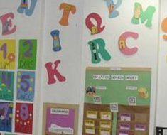 Decoração para Sala de Aula - Dicas para um Ambiente Alfabetizador