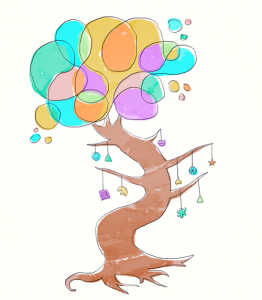 Dinâmica Árvore das férias