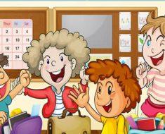 Dinâmica para primeiro dia de aula - Brincadeiras volta às aulas