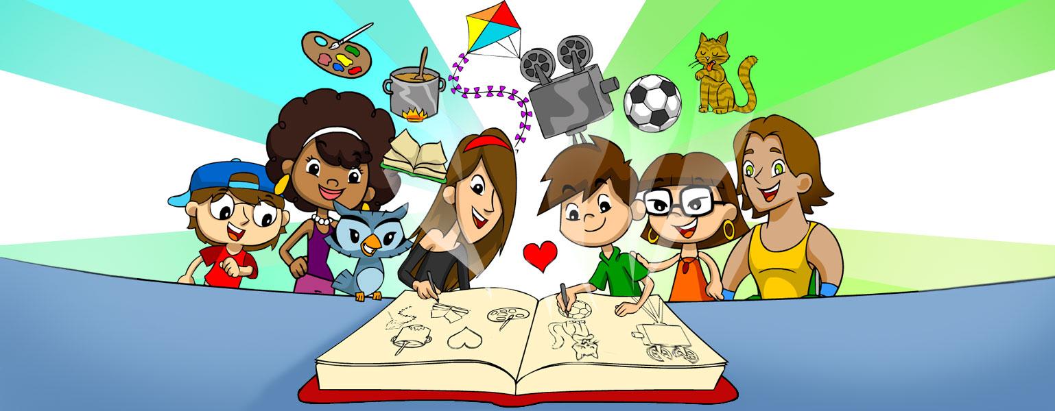 Dinâmicas de Adaptação para Educação Infantil - Dinâmicas para sala