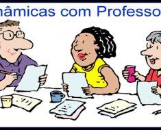 Dinâmicas para Professores - Dinâmicas para encontro com professores