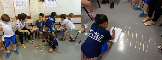 Projeto Volta às aulas para Educação Infantil - Adaptação e Integração