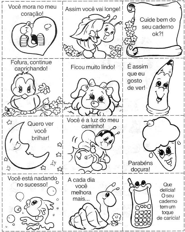Incentivos Para Educação Infantil Incentivos Para Cadernos De Alunos