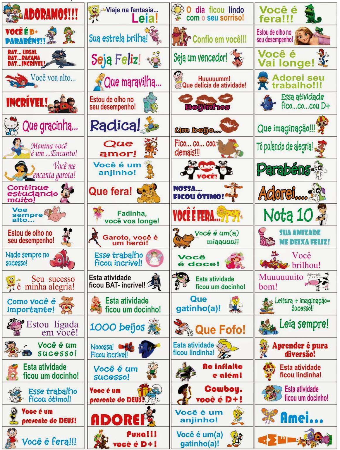 Excepcional Incentivos para Educação Infantil - Incentivos para cadernos de alunos EQ29