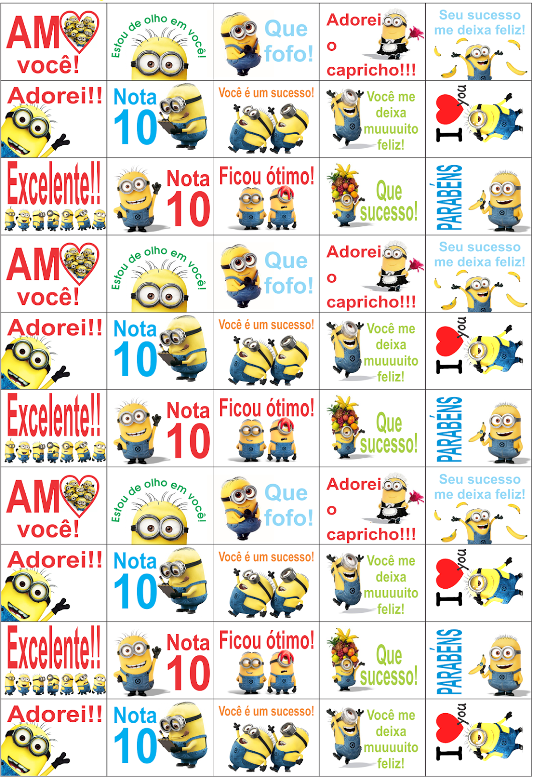 Favoritos Incentivos para Educação Infantil - Incentivos para cadernos de alunos GQ95