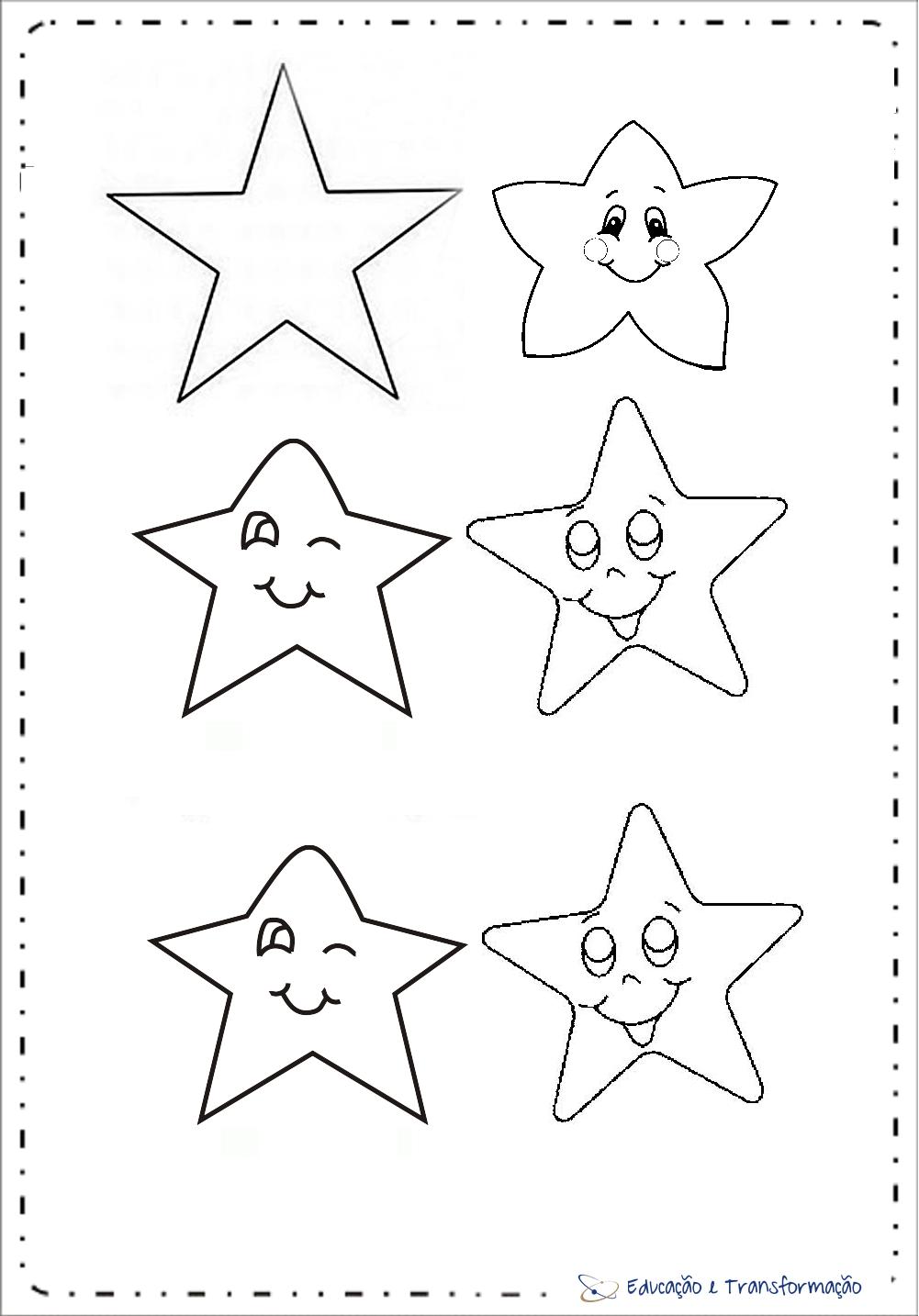 Capas para caderno - Moldes para imprimir