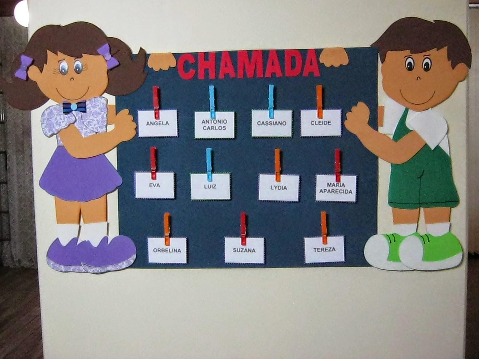 Decora O Para Sala De Aula Dicas Para Um Ambiente Alfabetizador -> Decoracao Sala De Aula Ensino Fundamental
