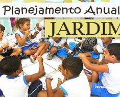 Planejamento Anual para Jardim 3 - Planos de aula anual para jardim III