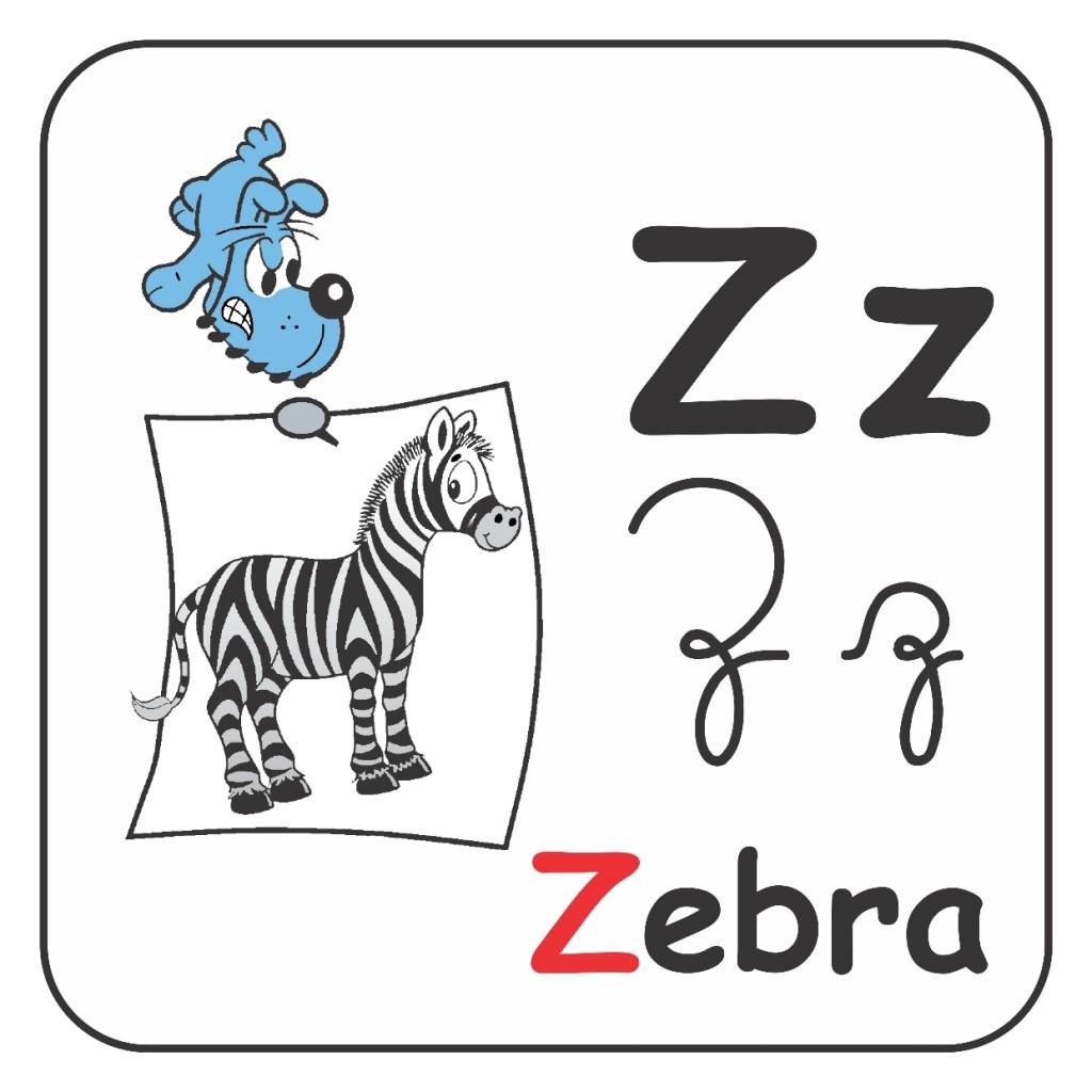Alfabeto ilustrado da Turma da Mônica - Para imprimir