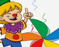 Atividades de Carnaval 3 ano