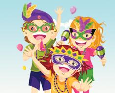 Atividades de Carnaval Educação Infantil
