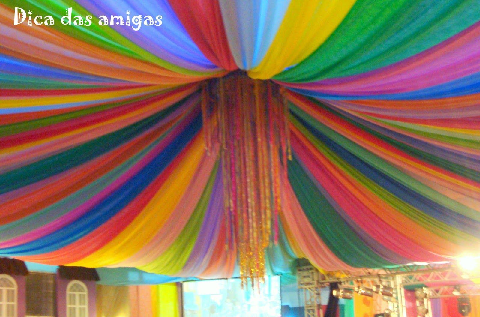 Decoraç u00e3o de Carnaval para escola Enfeites para sua festa de carnaval