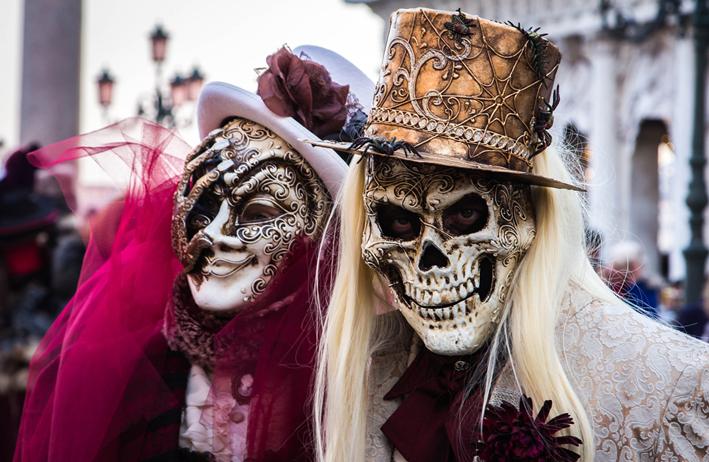 Como são os desfiles do carnaval