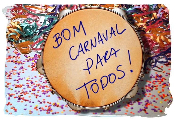 Mensagens de Carnaval – Um bom carnaval para todos