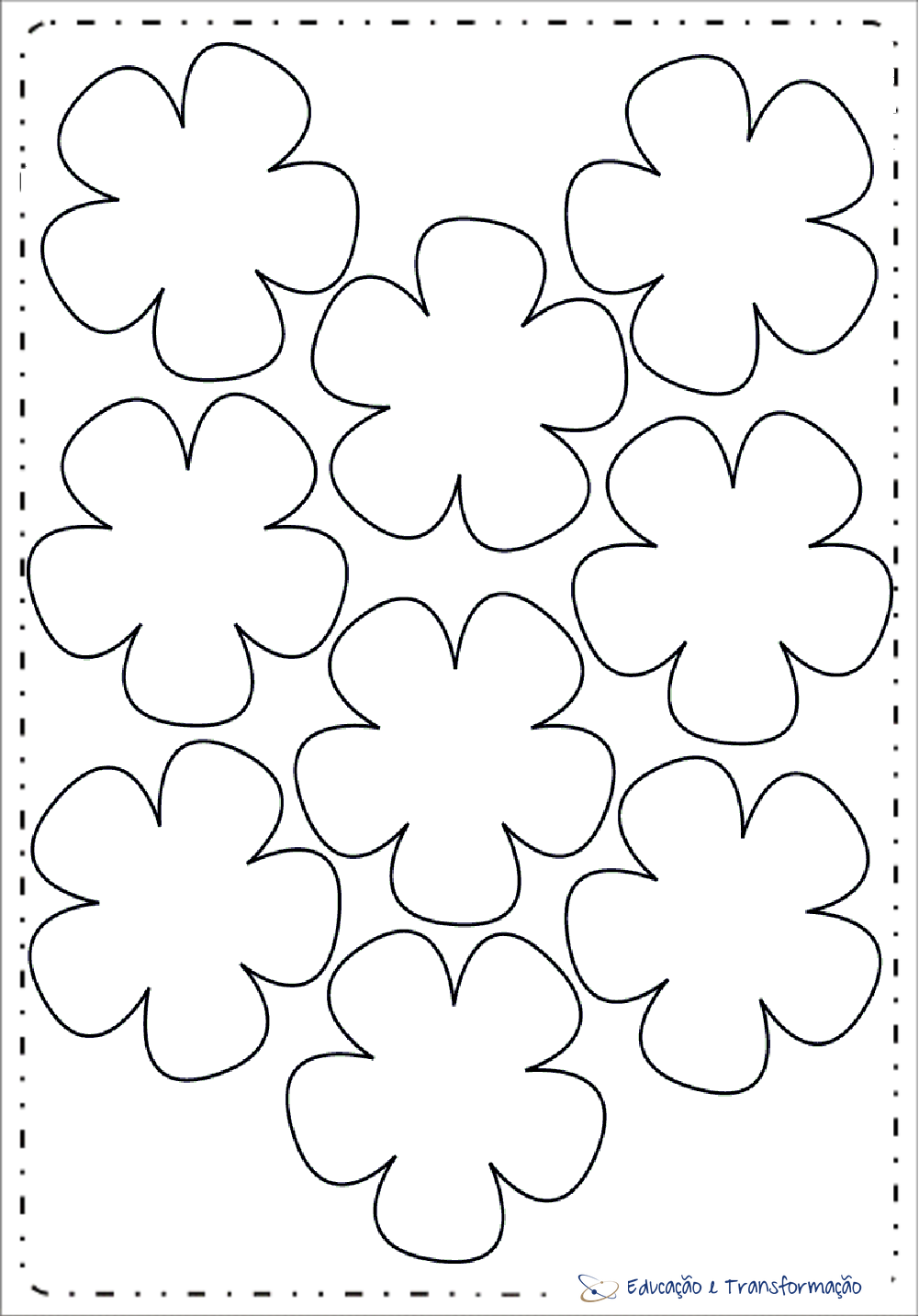 Cartaz Dia das Mães