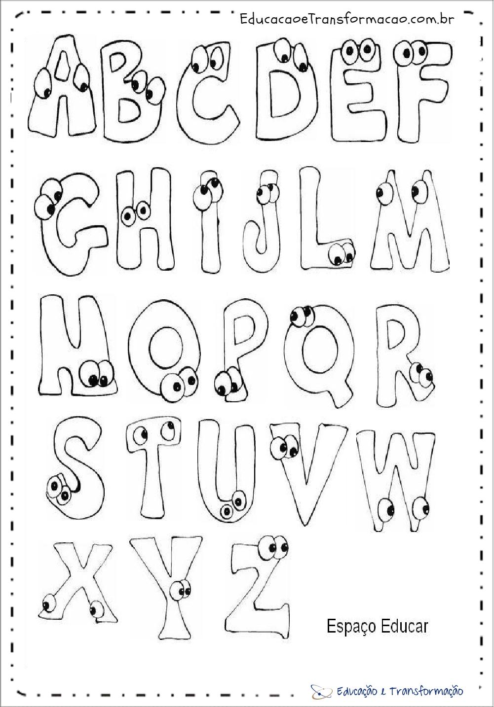 Modelo de Chamadinha para Educação Infantil