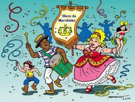 Atividades de Carnaval para Educação Infantil - Músicas e Marchinhas