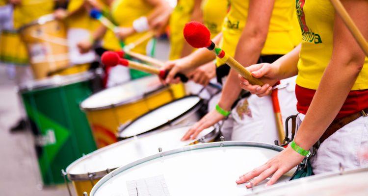 O Carnaval do Brasil