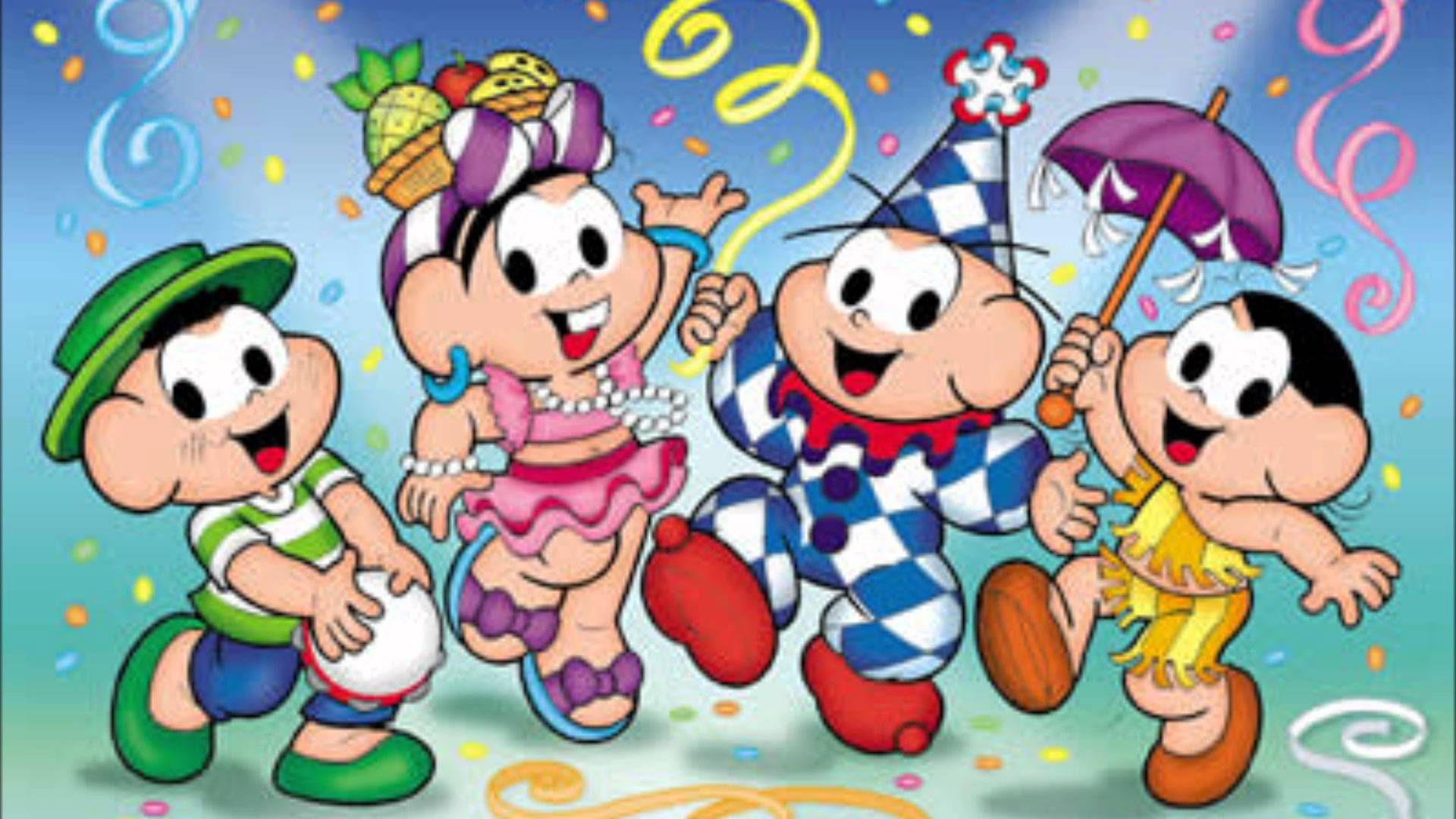 Projeto Carnaval Educação Infantil