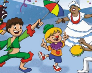 Projeto Carnaval Ensino Fundamental na escola
