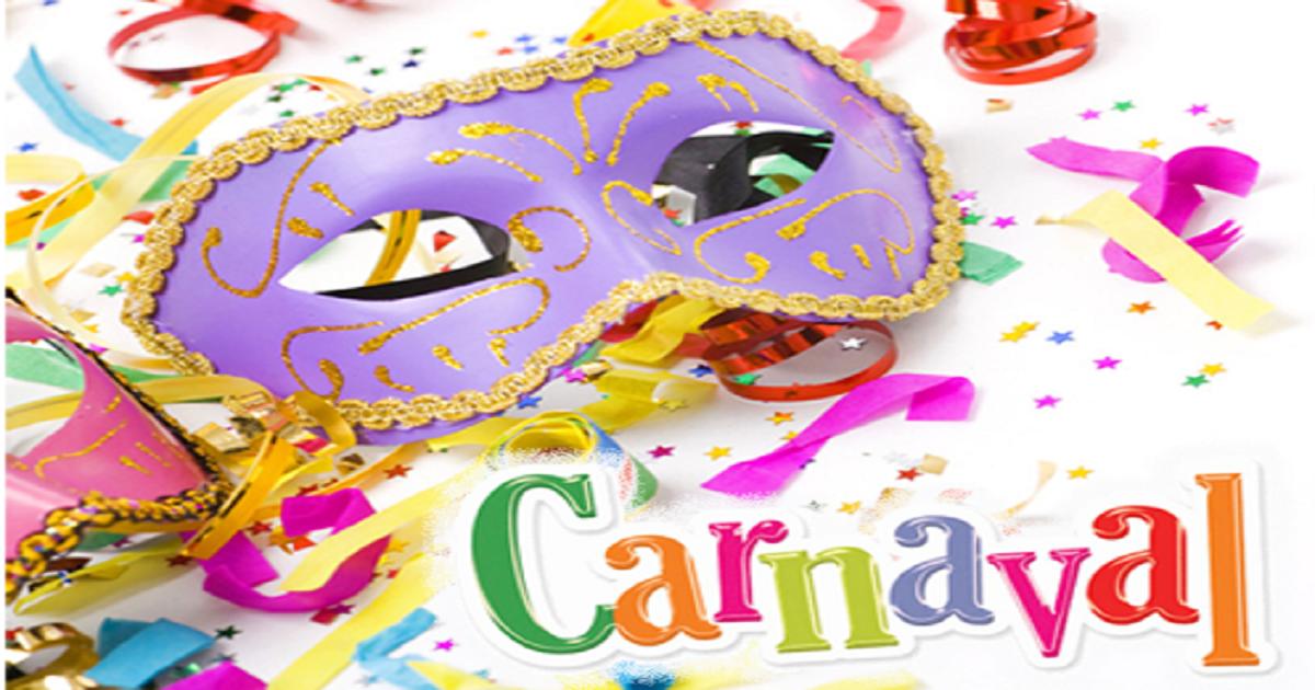 Plano de Aula sobre o Carnaval para 1º ao 5 ano do Ensino Fundamental