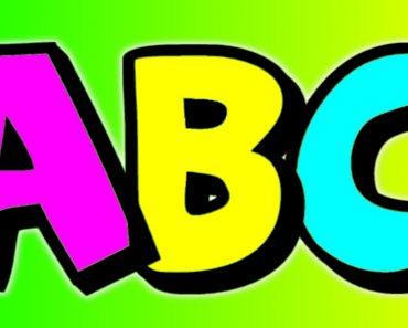 Alfabeto Ilustrado com Letra maiúscula e minúscula